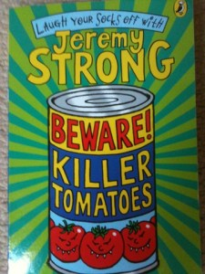 Beware killer tomatoes book review