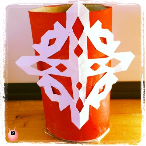 Day 10 Christmas Cookie Stamp Set & Snowflake TRH Craft #Review