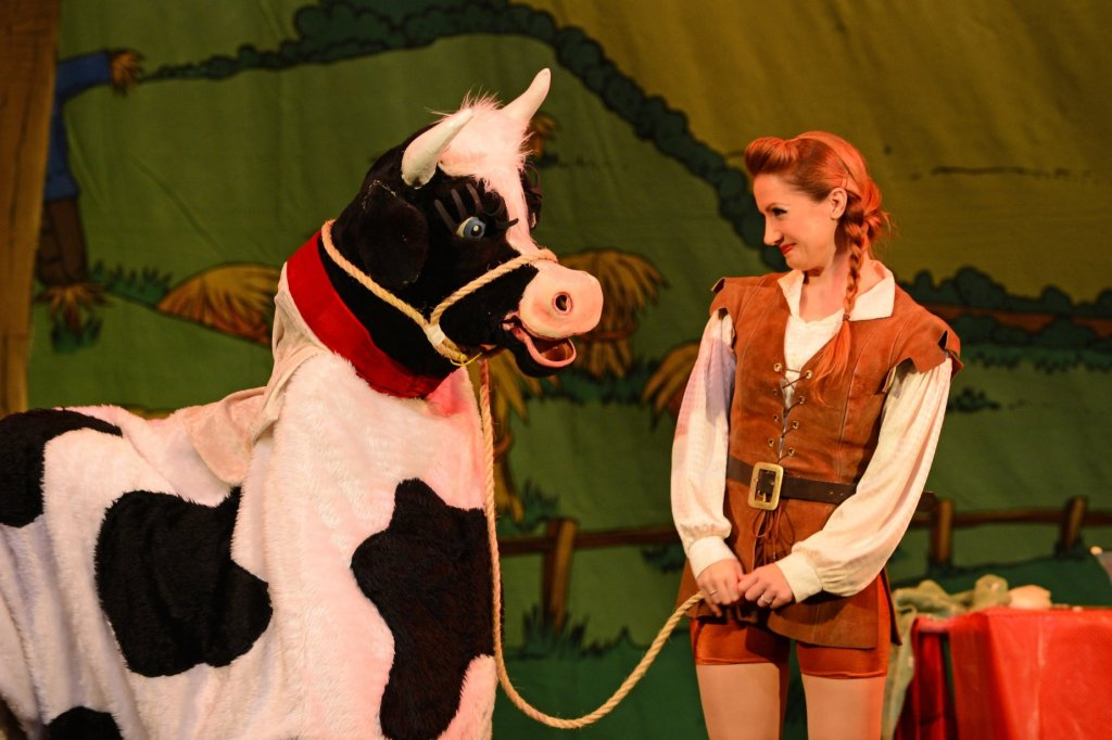 Jack and the Beanstalk review