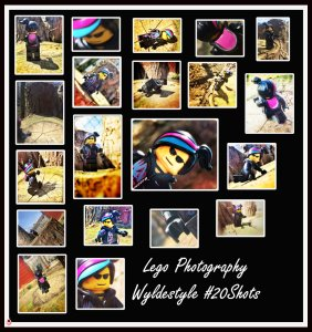 Lego Photography Wyldestyle