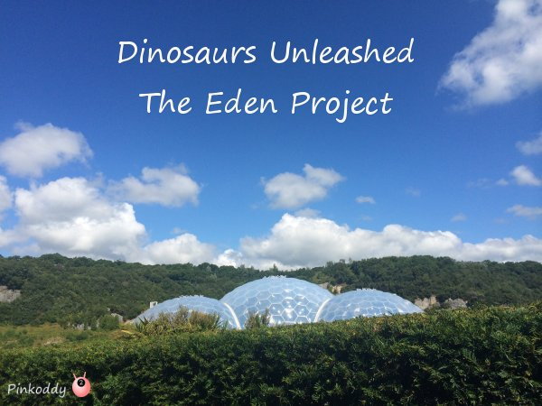 Dinosaurs Unleashed – The Eden Project