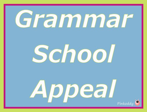 Grammar School Appeal