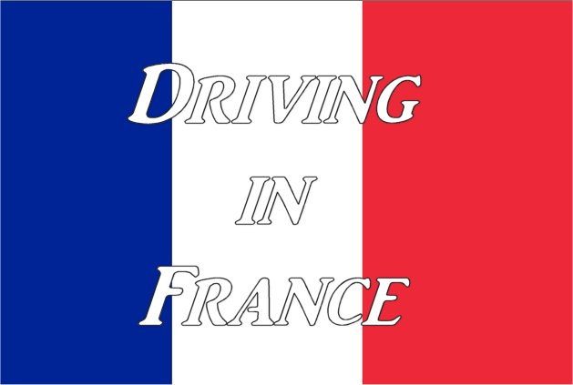 Driving in France