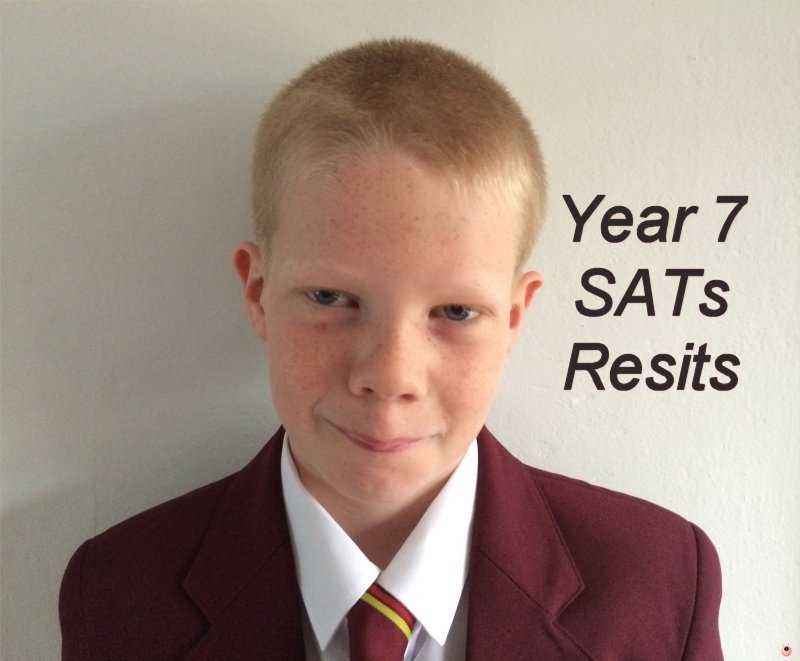 Poor SATs Results Resits