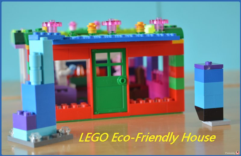LEGO Eco-Friendly House