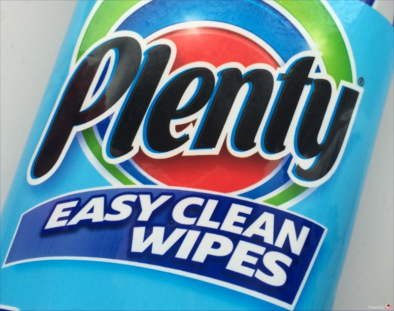 Plenty Easy Clean Wipes #Review