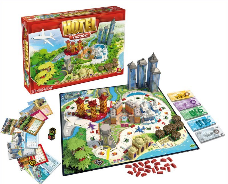 Hotel Tycoon Review and Giveaway