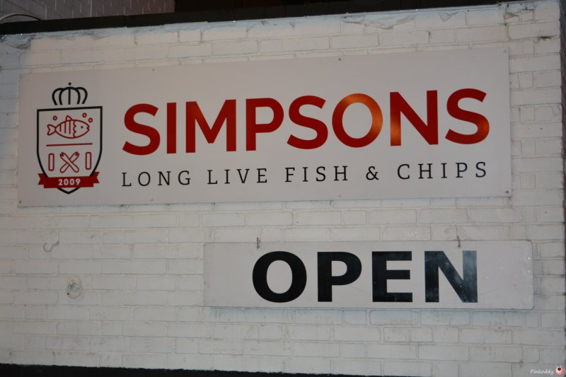 Simpsons Best Fish and Chips