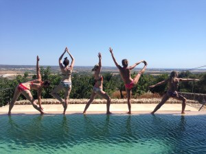 Yoga Retreat Programme with Mark Warner Holidays