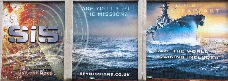 Si5 SpyMission Croydon - A Unique Spy Experience