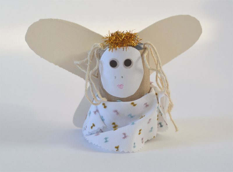Christmas Angel Craft