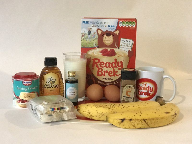 Ready Brek Breakfast Ideas
