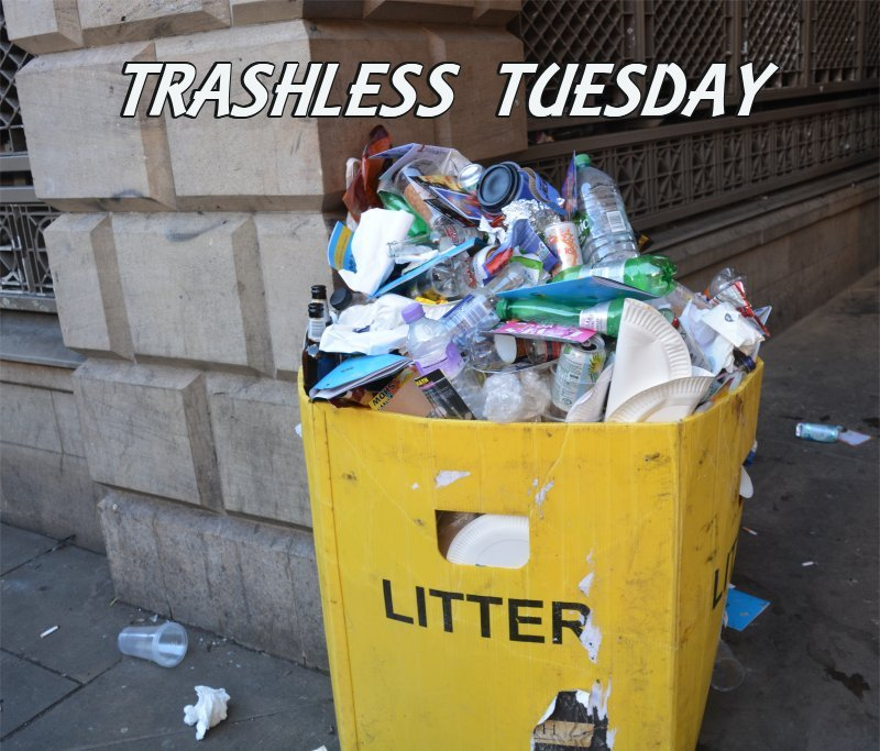 Zero Waste Week Trashless Tuesday