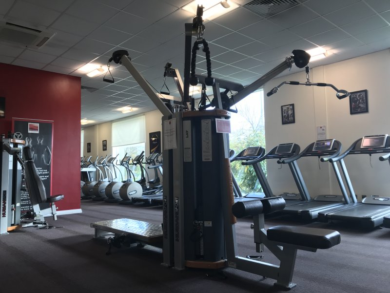 fitness at malvern spa
