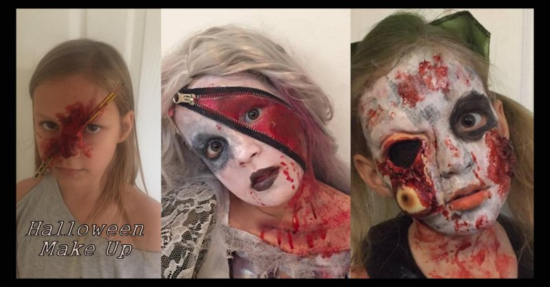 Halloween Make-Up Effects