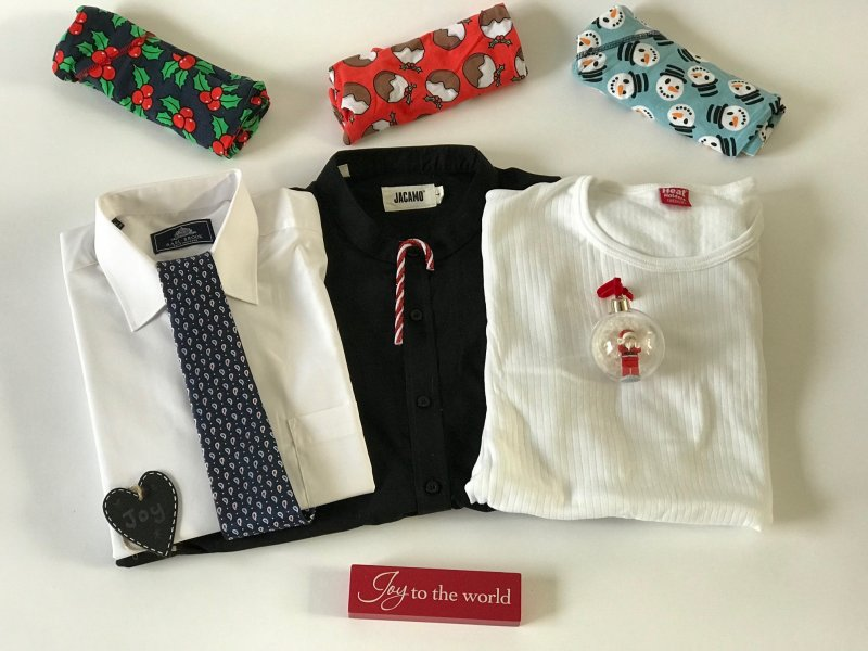 Men Clothes for Christmas