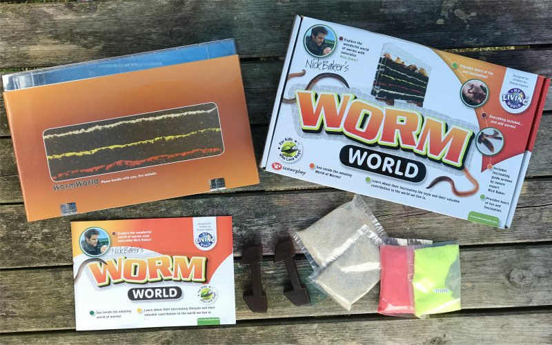 worm world contents