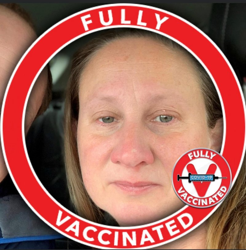 fully vaccinated with AstraZeneca vaccine
