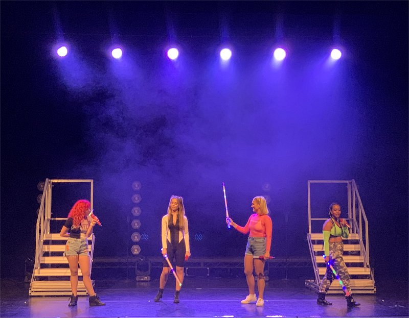 Little Mix Tribute Act at he Roses Theatre Tewkesbury