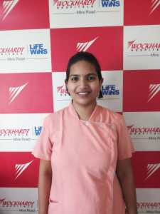 Chandini Mulukutla, an Infection Control Nurse, travelled 1,500 km with a newborn from Vizag to Mumbai.