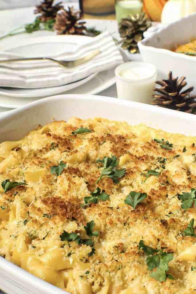smoked gouda mac and cheese