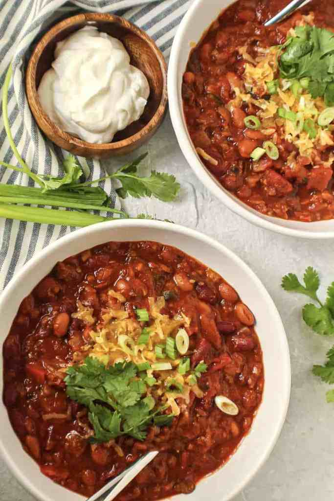 best chunky chili