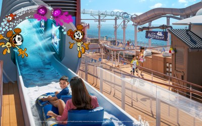 Once Upon a Disney Wish: New Disney Cruise Line Ship Will Unlock Enchanting Family Vacations in Summer 2022