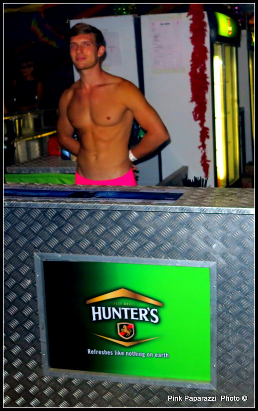Hunter Dry Please