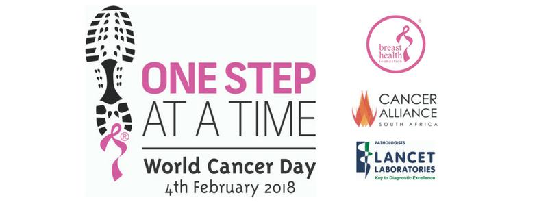 One Step at a Time Cancer Warrior Walk 4 Feb 2018 JHB Zoo