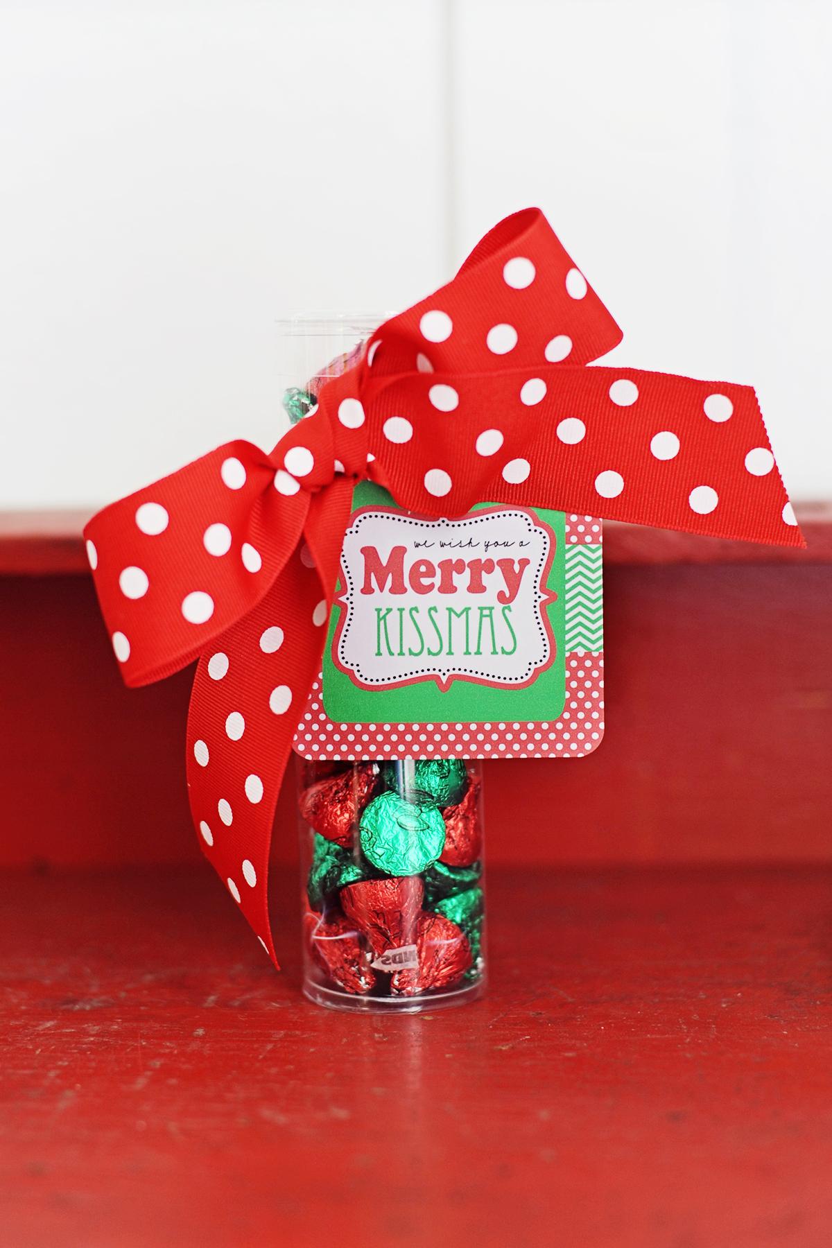 graphic regarding We Whisk You a Merry Kissmas Printable Tag known as FREEBIE: Absolutely free Printable Xmas Tag: We Drive Your self a Merry