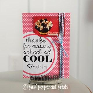 Cool school teacher appreciation gift web