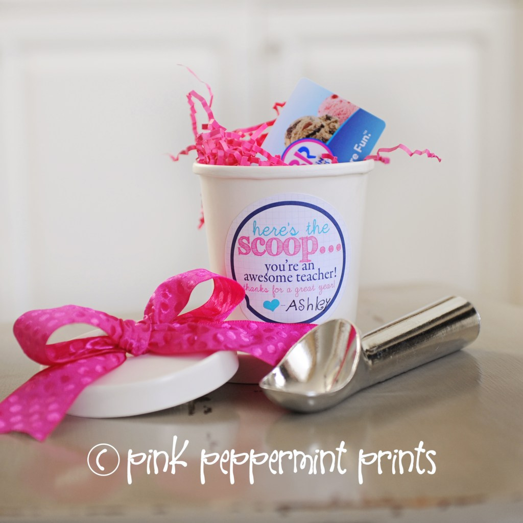 teacher appreciation week ideas  Pink Peppermint Design
