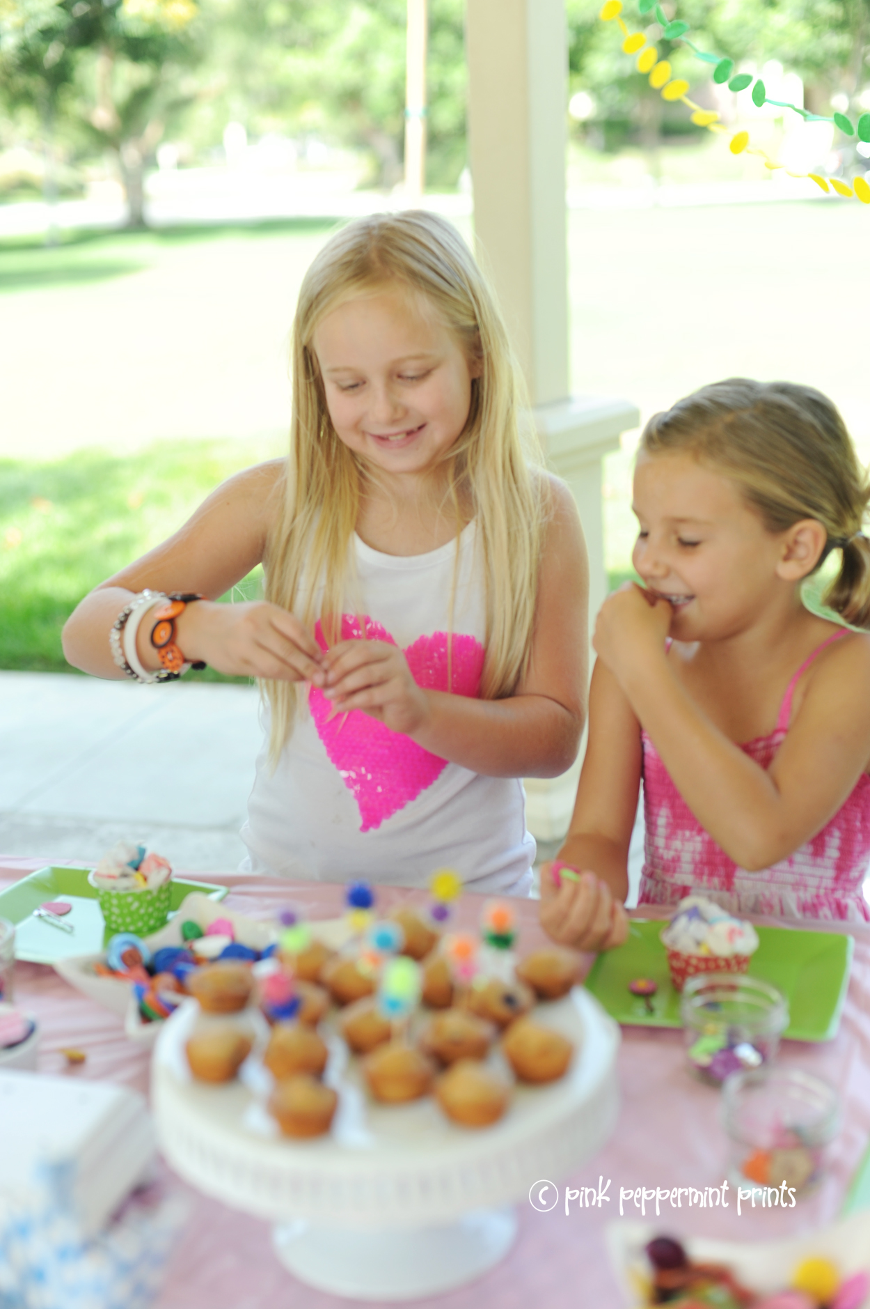 Arts and Crafts Parties: Summer Craft Camp