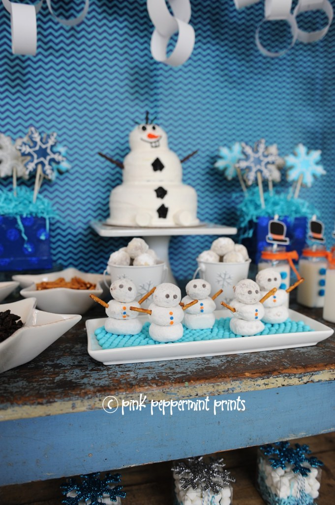 Disney Frozen Party Ideas for Kids