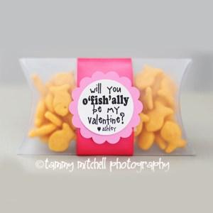 "Free Printable Valentine: Will You 'ofishally"" be my valentine?"