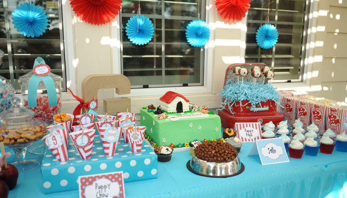Animal Themed Parties: The Puppy Party