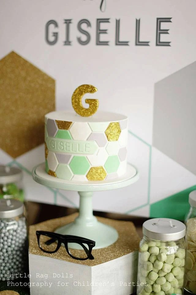 mint green baby shower ideas