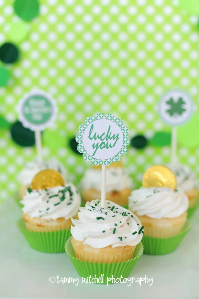 Holiday Parties: Cute St. Patrick's Day Party Ideas