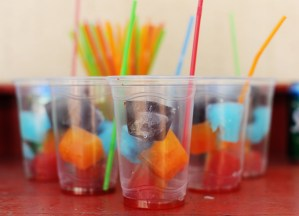 Quick and Easy Party Drink Idea