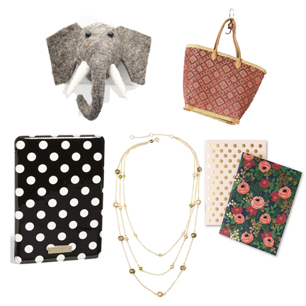 Pink Peppermint's Picks: Friday Faves: Favorite Finds this Week Get a Jump on Holiday Gift Giving