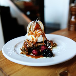 Restaurants: Vancouver: The Flying Pig