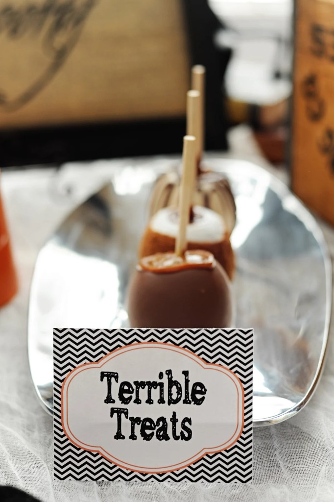 terrible treats