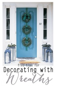 5 tips for decorating with wreaths 682x1024