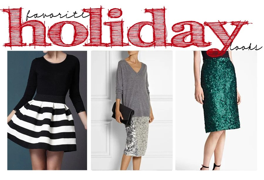favorite holiday looks featured copy