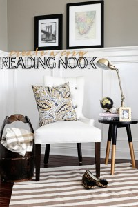 Reading Nook : Create a Cozy Space