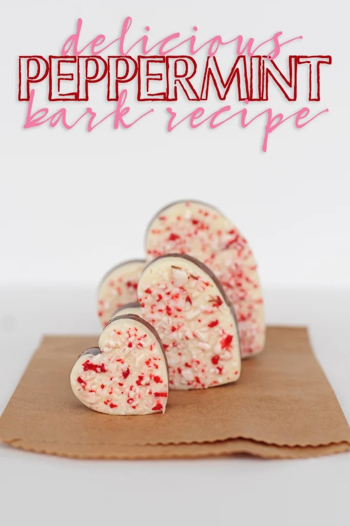 Delicious Peppermint Bark Recipe