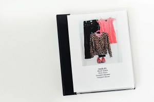 Look book featured