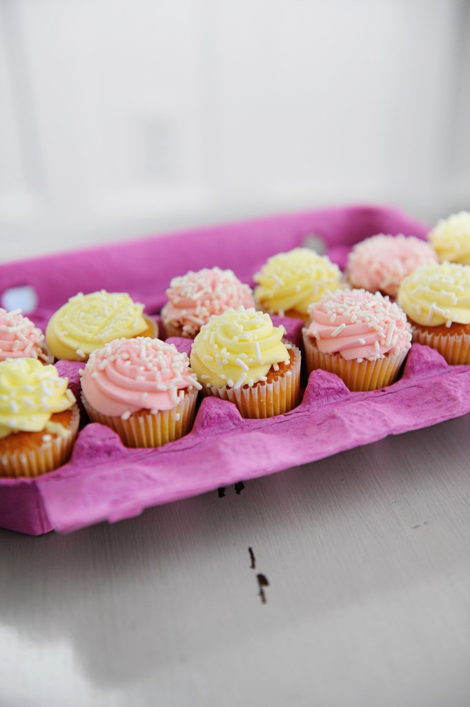 cupcakes in egg carton 3