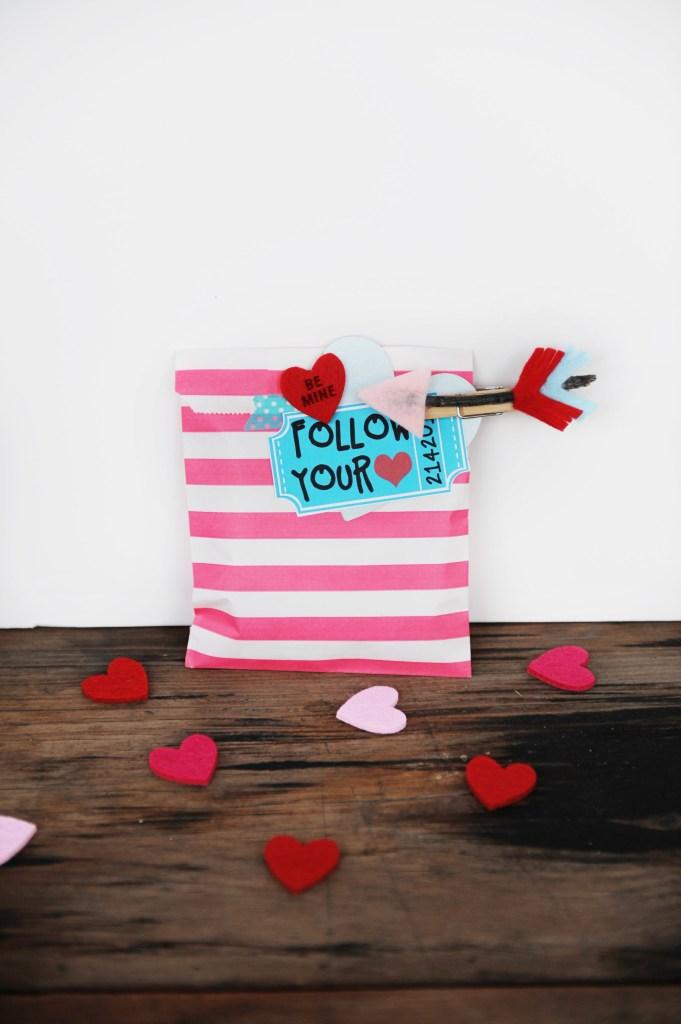 DIY valentine crafts