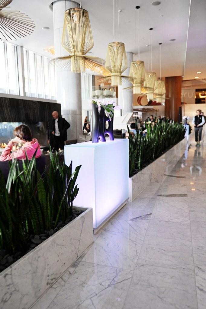 fairmont pacific rim lounge
